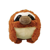 Cozytime Sloth Fluffy Faux Fur Giant Hand Warmer