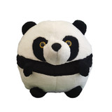 Cozytime Panda Bear Fluffy Faux Fur Giant Hand Warmer