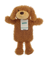 Childrens 3D Novelty 1 Litre Hot Water Bottle: Brown Shaggy Dog