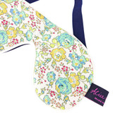 Felicite Floral Liberty Print Cotton Padded Eye Mask