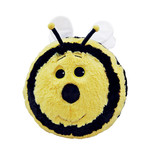 Cozytime Bumble Bee Fluffy Faux Fur Giant Hand Warmer