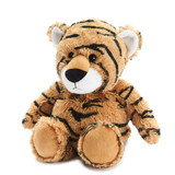 Warmies Cozy Plush Tiger Fully Microwavable Toy
