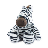 Warmies Cozy Plush Zebra Fully Microwavable Toy