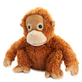 Warmies Cozy Plush Orangutan Fully Microwavable Toy