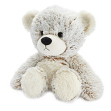 Warmies Cozy Plush Marshmallow Bear Fully Microwavable Toy