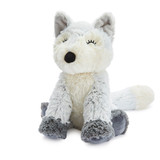 Warmies Cozy Plush Marshmallow Fox Fully Microwavable Toy