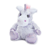 Warmies Cozy Plush Marshmallow Unicorn Fully Microwavable Toy