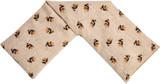Bumble Bees Cotton Print Cotswold Lavender Wheat Bag