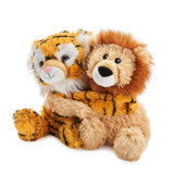 Warmies Cozy Plush Warm Hugs Liger Mini Fully Microwavable Toys