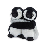 Warmies Cozy Plush Warm Hugs Penguins Mini Fully Microwavable Toys