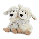 Warmies Cozy Plush Warm Hugs Sheep Mini Fully Microwavable Toys