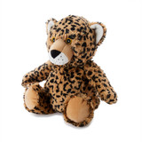 Warmies Cozy Plush Leopard Fully Microwavable Toy