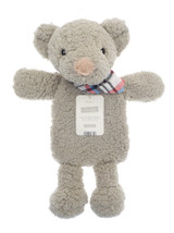 Grey Sherpa Mouse Childrens 3D Novelty 1 Litre Hot Water Bottle
