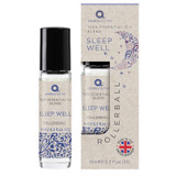 Sleep Well 100% Essential Oil Pulse Point Rollerball 10ml