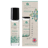 Focus 100% Essential Oil Pulse Point Rollerball 10ml