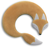 Sand Noah Fox Unscented Heatable Neck Warmer Pillow