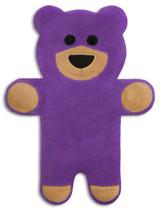 Teddy The Purple Bear Heatable Tummy & Body Warmer Pillow