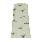 Lavender or Unscented Hummingbirds 100% Natural Cotton Wheat Bag