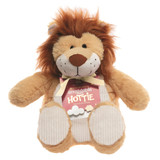 Aroma Home Lion Snuggable Hottie Heatable Toy