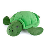 3D Novelty Turtle Plush Padded Fleece 800ml Hot Water Bottle