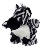 Snuggables Zebra Microwaveable Wheat Pack Toy