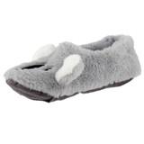 Koala Bear Toesties Faux Fur Heat Pack Slippers