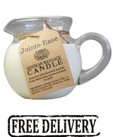 Bamboo Soybean Massage Candle: Joints Ease Blend