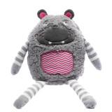 Aroma Home Hippo Hug a Snug Hottie Microwavable Toy