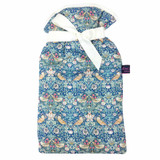 Strawberry Thief Forest Liberty™ Print Padded 2L Hot Water Bottle