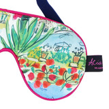 Cape Vista Liberty™ Print Cotton Padded Eye Mask