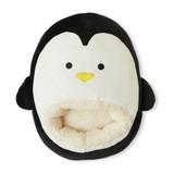 Pingu! Penguin Plush Fleece Sherpa Lined Foot Muff Foot Warmer