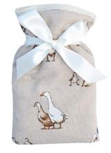 Ducks & Mallards Cotton Cover Mini 0.5L Hot Water Bottle