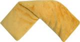 Ochre Cuddlesoft Fleece Cotswold Lavender Wheat Bag