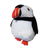 Cozytime Puffin Fluffy Faux Fur Giant Hand Warmer