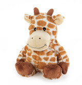 Intelex Cozy Plush Heatable Toy: Giraffe