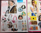 InStyle Magazine Feature February Issue