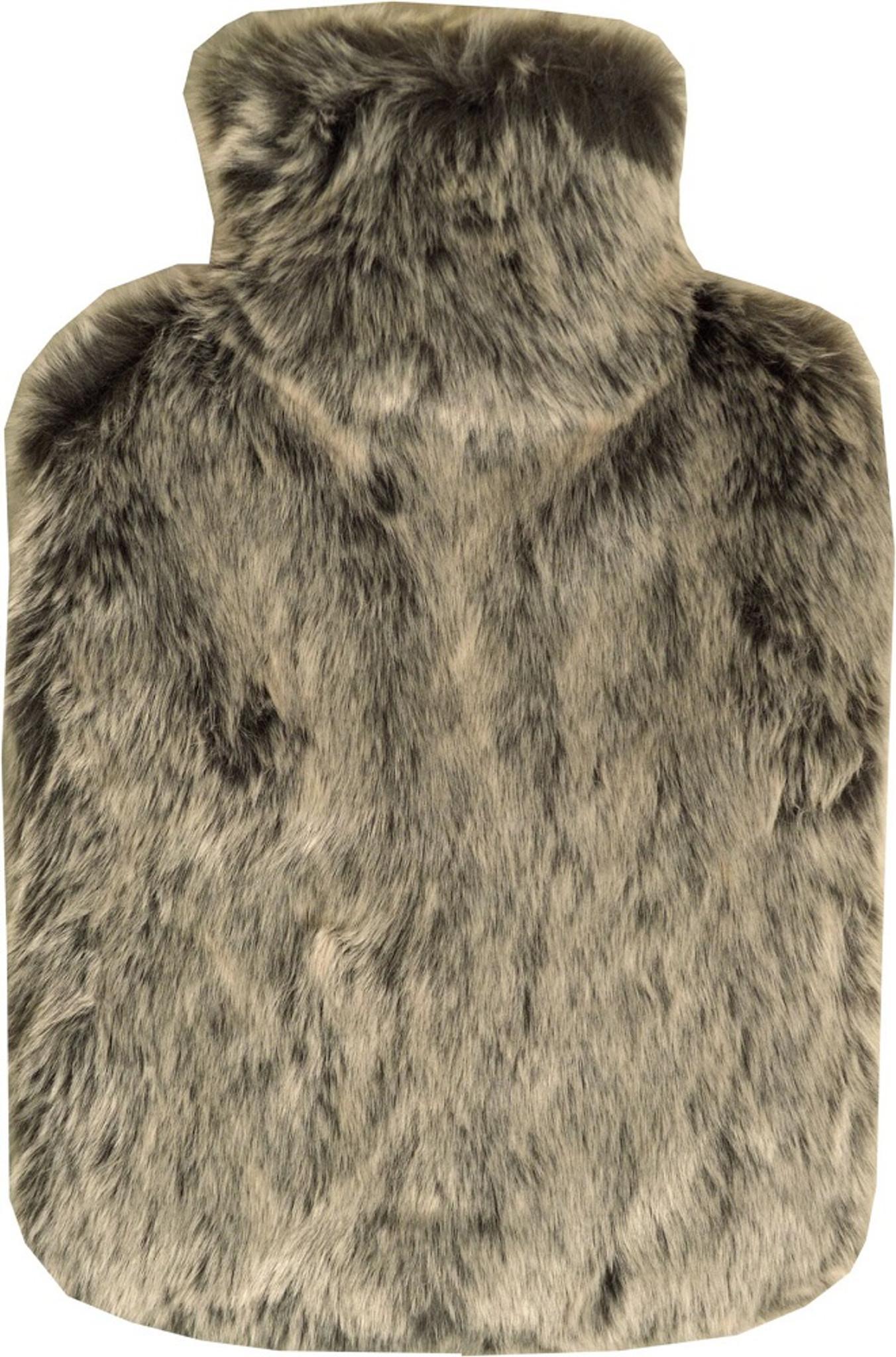 Bottle Faux Fur Fabric