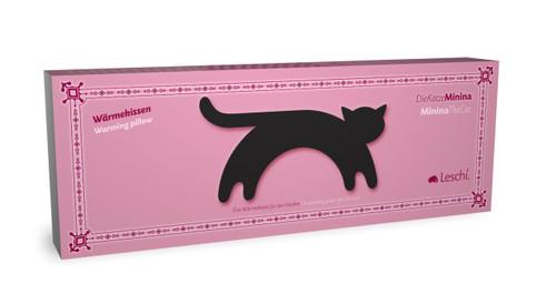 Minina Cat Unscented Heatable Neck Warmer Pillow Pack