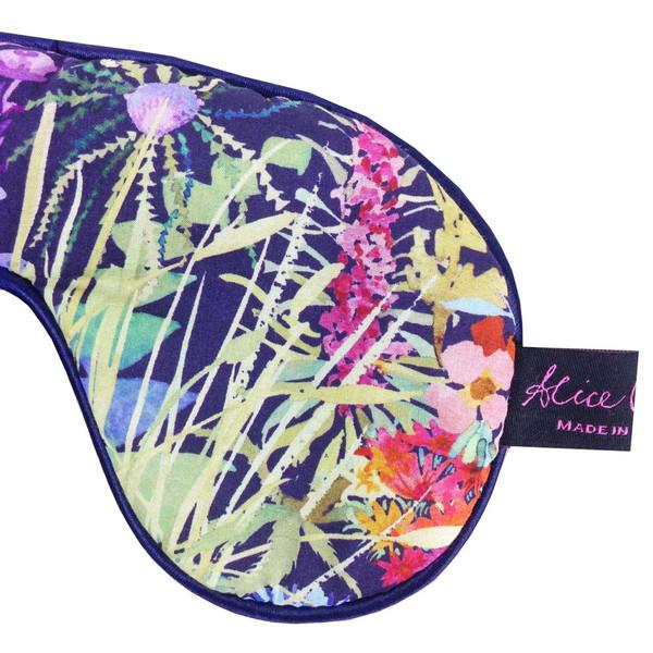 Tresco Evening Liberty™ Print Cotton Padded Eye Mask