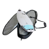 Alies Double Black Surfboard Cover