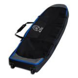 Alies Double Fish/Kneeboard Surfboard Bag + Wheels