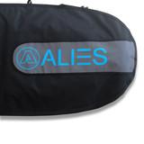 Alies Black Fish Day Bag Cover