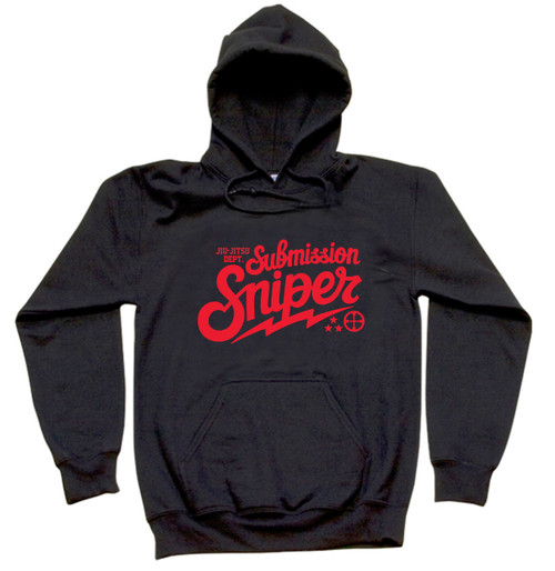 Sniper Wonka Hoodie (Available in Blue and Black)