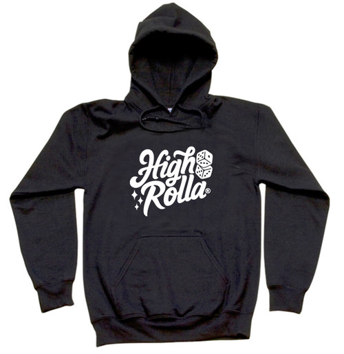 High Rolla Brand Hoodie