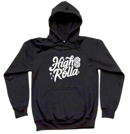 High Rolla Brand Hoodie