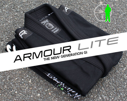 Armour Lite Special Edition Black
