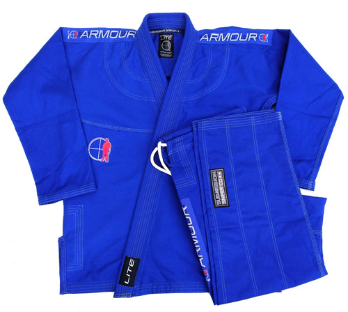 "Blue Armour Lite ""Red Man"" Edition BJJ Gi"