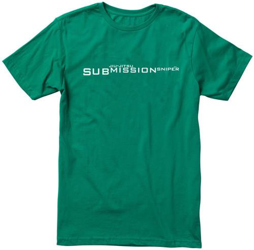Submission Sniper Rifle Logo Jiu-Jitsu, BJJ T-shirt