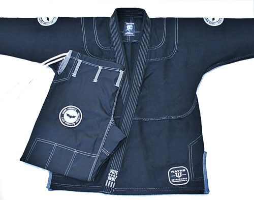 Dark Knights Team Black BJJ GI, Limted Edition, Jiu Jitsu Suit