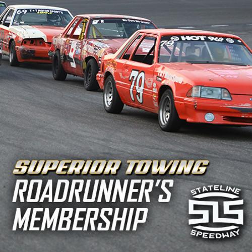 SLS Roadrunner Membership
